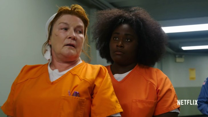 Кадр из 6 сезона сериала Orange Is the New Black